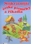 Obálka knihy Nejkrásnější české písničky a říkadla