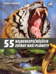 55 nejnebezpečnějších zvířat naší planety