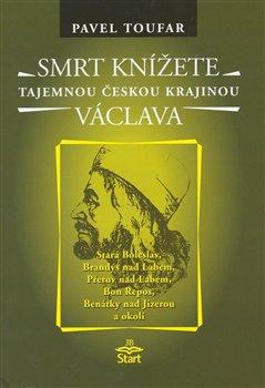 Obálka titulu Smrt knížete Václava