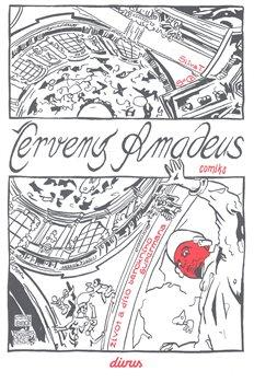 Obálka titulu Červený Amadeus aneb život a dílo barokního supermana