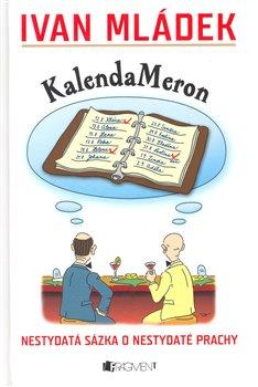 Obálka titulu KalendaMeron