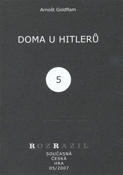 Obálka titulu Doma u Hitlerů