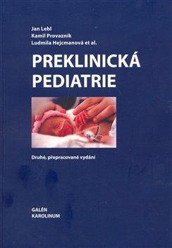 Obálka titulu Preklinická pediatrie