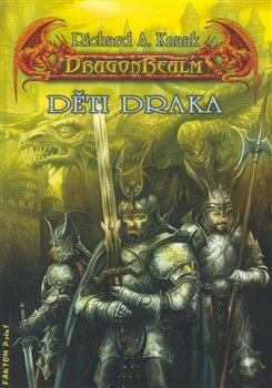 Obálka titulu Děti draka