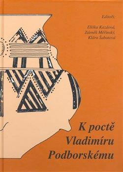 Obálka titulu K poctě Vladimíru Podborskému
