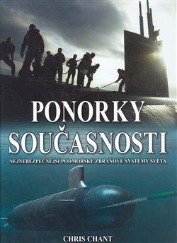 Obálka titulu Ponorky současnosti