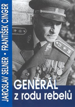 Obálka titulu Generál z rodu rebelů