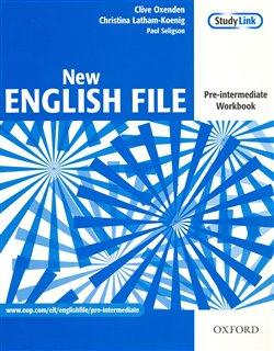 New English File: Pre-intermediate Workbook - Náhled učebnice