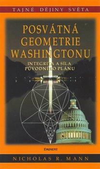 Obálka titulu Posvátná geometrie Washingtonu