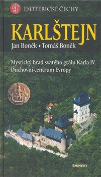 Obálka titulu Karlštejn - esoterické Čechy