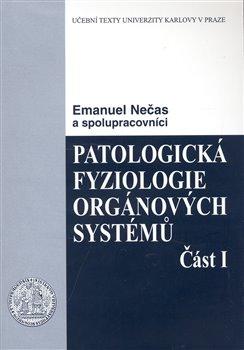 Obálka titulu Patologická fyziologie orgánových systémů 1.