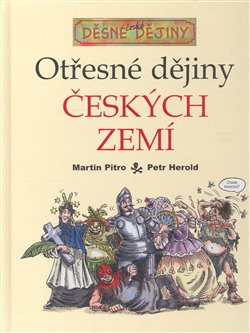 Obálka titulu Otřesné dějiny českých zemí