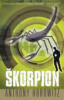 Obálka titulu Škorpion /BB Art/