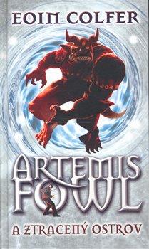 Obálka titulu Artemis Fowl a ztracený ostrov