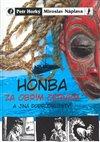 Obálka knihy Honba za obřím červem a jiná dobrodružství