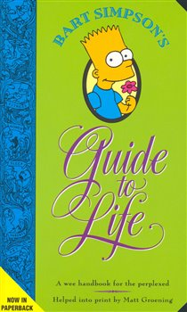 Obálka titulu Bart Simpson´s Guide to Life
