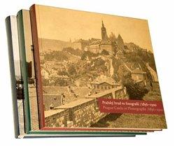 Obálka titulu Komplet - Pražský hrad ve fotografii