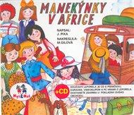 Manekýnky v Africe + CD