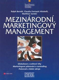 Obálka titulu Mezinárodní marketingový management