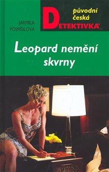 Obálka titulu Leopard nemění skvrny