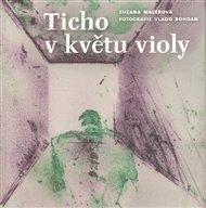 Ticho v květu violy