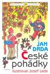 Obálka knihy České pohádky