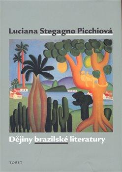 Obálka titulu Dějiny brazilské literatury