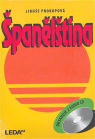 Španělština + 2 CD