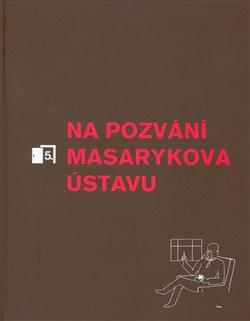 Obálka titulu Na pozvání Masarykova ústavu 5