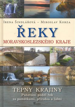 Obálka titulu Řeky Moravskoslezského kraje