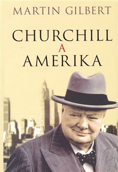 Obálka titulu Churchill a Amerika