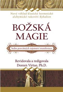Obálka titulu Božská magie