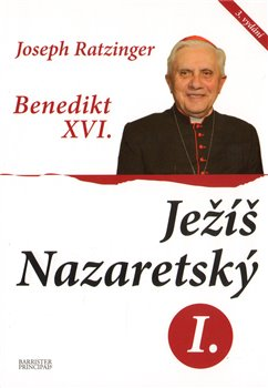 Obálka titulu Ježíš Nazaretský I.