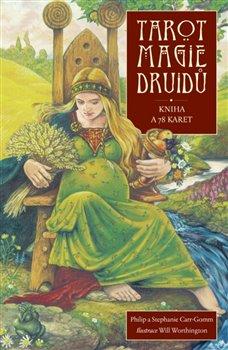Obálka titulu Tarot Magie druidů