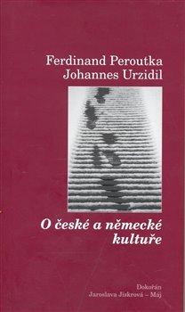 Obálka titulu O české a německé kultuře