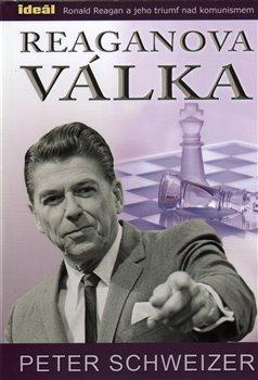 Obálka titulu Reaganova válka