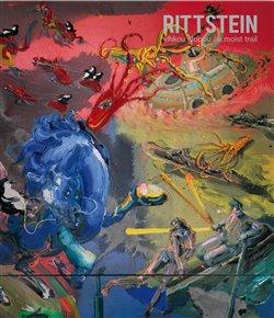 Obálka titulu Michael Rittstein - vlhkou stopou / a moist trail