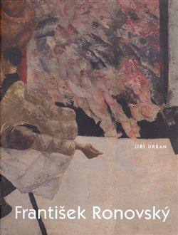 Obálka titulu František Ronovský