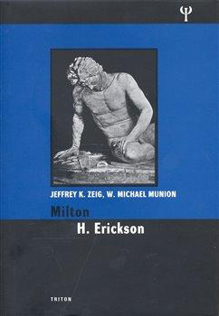 Obálka titulu Milton H. Ericson