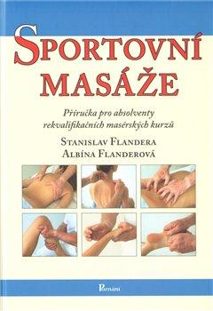 Obálka titulu Sportovní masáže