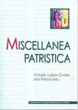 Obálka titulu Miscellanea patristica