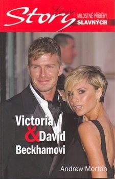 Obálka titulu Love Story: Victoria & David Beckhamovi