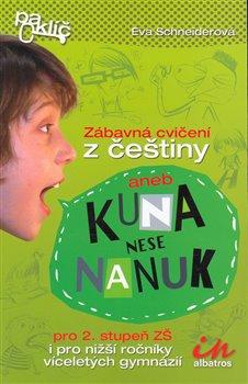 Obálka titulu Kuna nese nanuk