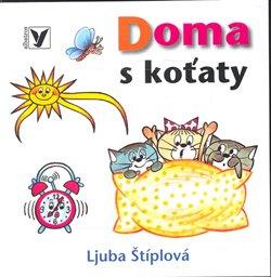 Obálka titulu Doma s koťaty