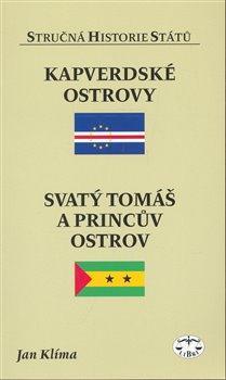 Obálka titulu Kapverdské ostrovy, Svatý Tomáš a Princův ostrov