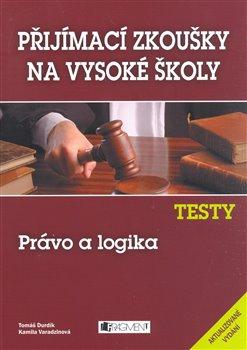 Obálka titulu Testy - právo a logika
