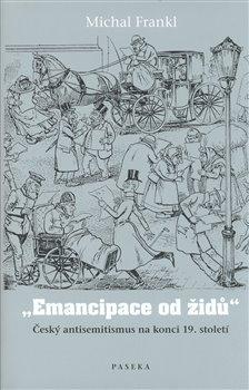 Obálka titulu Emancipace od Židů