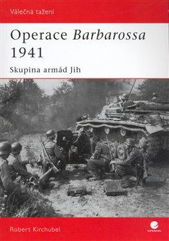 Obálka titulu Operace Barbarossa 1941