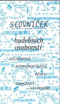 Obálka titulu Slovníček hudebních osobností