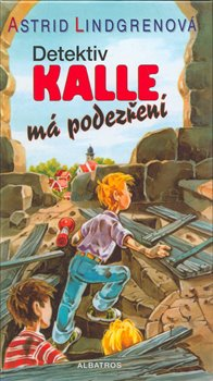 Obálka titulu Detektiv Kalle má podezření